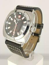 Zodiac ZO2600 Renegade Swiss Made men's watch Sea Dragon ZO-2600 10 ATM black