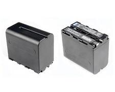 Akku Newell NP-F960 NP-F970 8600mAh f SONY DCR-TR7 DCR-TRV CCD-TR DCR-VX9 SERIES