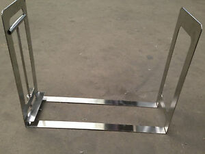 Cradle for 17'' wide fry screen