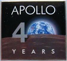 Apollo 11 40th Anniversary Lapel Pin