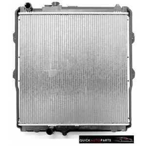 Radiator for Toyota Hilux KZN165R Manual