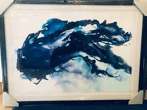 Framed Deep Dive II Limited Edition Print