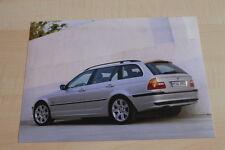 SV0680) BMW 3er Reihe E46 Touring Pressefoto 1999