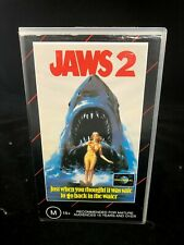 JAWS 2 VHS