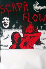 SCAPA FLOW - 1990 - Tourplakat - Concert - The Guide - Tourposter