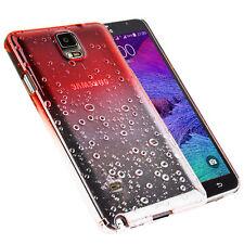Accesorios Para Samsung Galaxy Lluvia Caen De Nuevo Funda Rígida Protectora Piel