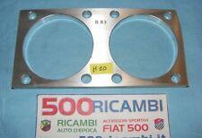 FIAT 500 F/L PIASTRA RINFORZO MONOBLOCCO SOTTOCANNA H 10mm 83mm Ø77 MOTORE 650cc
