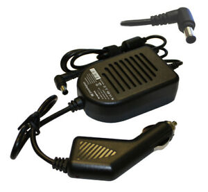 Sony VGP-AC19V32 Compatible Laptop Power DC Adapter Car Charger