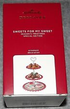 2020 Hallmark Keepsake Ornament Sweets For My Sweet Season's Treatings Spec Ed