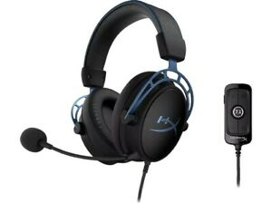 HyperX Cloud Alpha S - 7.1 Surround Sound Gaming Headset