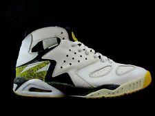 factory price c2757 a7bda Nike Air Tech Challenge Huarache Tour Yellow White Black Size 10.5