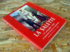 081) René Masson - LA SALETTE. 19 SETTEMBRE 1846 La Madonna vestita di primavera