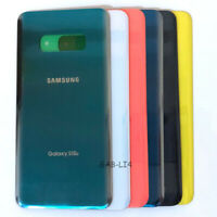 OEM Battery Back Door Glass Cover Replacement For Samsung Galaxy S10 S10e S10+