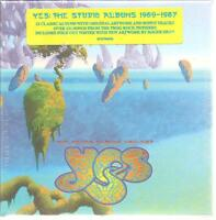 "YES ""The Studio Albums 1969-1987"" 13CD Box Set sealed"