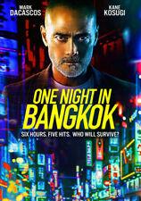 PRE-ORDER One Night in Bangkok [New DVD] Ac-3/Dolby Digital, Dolby, Subtitled, W