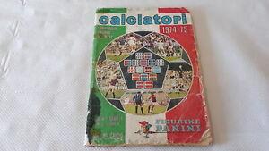 Calciatori panini 1974 75 Album Figurines Set