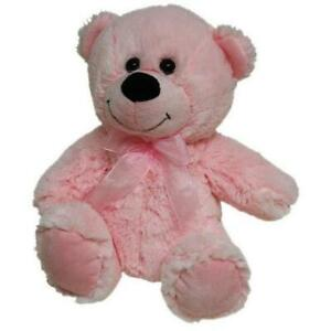 Bear Jelly 23cm Height Pink or Blue