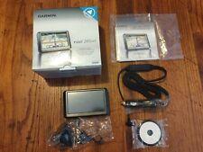 Garmin Nuvi 265WT GPS Portable Car Navigation Complete In Box