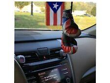 Puerto Rico Rican Mini Banner Flag Retrovisor del coche...