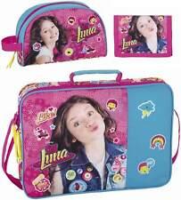 Disney Soy Luna Schultertasche Portmonee Kosmetiktasche Umhängetasche Tasche Bag