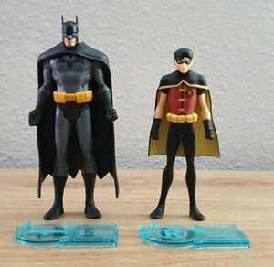 2011 DC Universe Young Justice Batman and Robin