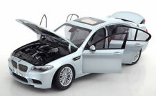 Paragon BMW M5 V8 Biturbo F10 Coupe Silverstone II Rare Dealer 1:18*New!