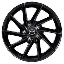 Genuine mazda 3 2008-2011 roue en alliage 17 design 52A