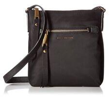 NEW Marc Jacobs Women's Trooper Nylon Crossbody Bag Purse Black - NWT