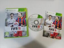 FIF11 FIFA 11 XBOX 360 EDICIÓN ESPAÑOLA EA SPORTS FIFA