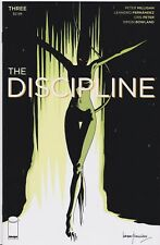 DISCIPLINE (2016) #3 New Bagged
