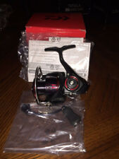 NEW Daiwa Fuego LT Spinning Reel, Carbon Light Body, 5.3:1 ratio FGLT4000D-C