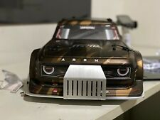 Arrma Infraction Front Bumper V2.0 Aluminum