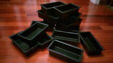 Heavy Duty Plastic Concrete, Plaster, Molds Standard Brick Mold