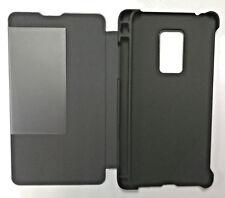 New Original Momax Huawei Mate 20 X Smart Flip Cover Case Built In M