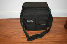 JDSU HST3000 CABLE TEST EQUIPMENT BLACK PADDED PROTECTIVE CARRY BAG