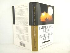 Imperial Life in the Emerald City by Rajiv Chandrasek VG 'FLAT SIGNED'