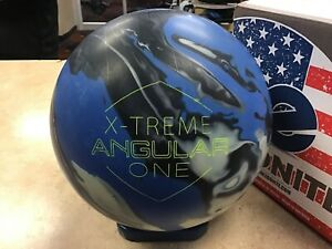 14lb Ebonite X-TREME ANGULAR ONE P International RARE 1st Qlty Bowling Ball NIB