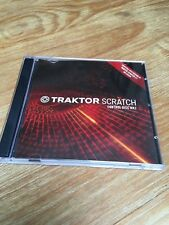 NI Traktor Scratch Control Disc MK2 CD´s