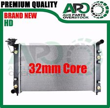 Premium Quality Radiator HOLDEN Commodore VT VX V6 AT/MT 97-9/02 + Free Cap