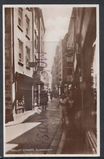 Channel Islands Postcard - Pollet Street, Guernsey   RS17303