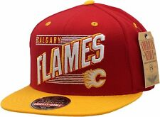 Calgary Flames Snapback Flat Bill Escalator  11204