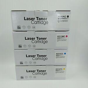Laser Toner Cartridge Cyan Yellow Magenta Black H311CC/H312YC/H313MC/H310KC