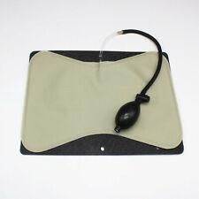 Air Pressure Support Cushion Pillow Lumbar Airbag w/Hand Pump Fit For Car Seat