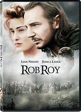 Rob Roy (DVD, 1997) Brand New DVD Liam Neeson Jessica Lange