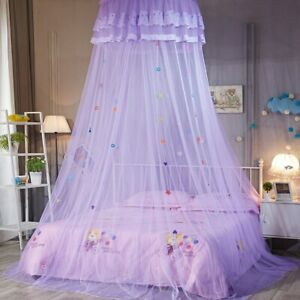 Universal Kids Tulle Dome Nets Canopy Dome Bed Mosquito Nets For Queen King Size