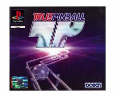 Pinball Video Games for Sony PlayStation 1