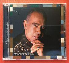 Cheo Feliciano En La Intimidad Bolero CD 2002 UNIVERSAL MUSIC Puerto Rico
