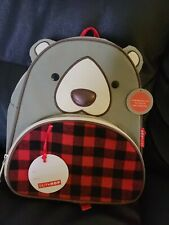 Skip Hop Zoo Little Kid Backpack Bear 21020