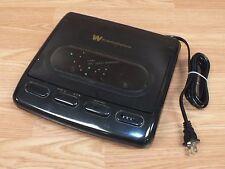 Genuine White-Westinghouse Black 2-Way VHS Video Tape Rewinder **READ**