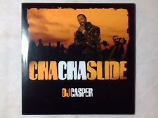 DJ CASPER Cha cha slide cd singolo 2 TRACKS